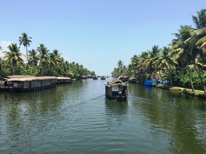 The Main Backwaters Channel