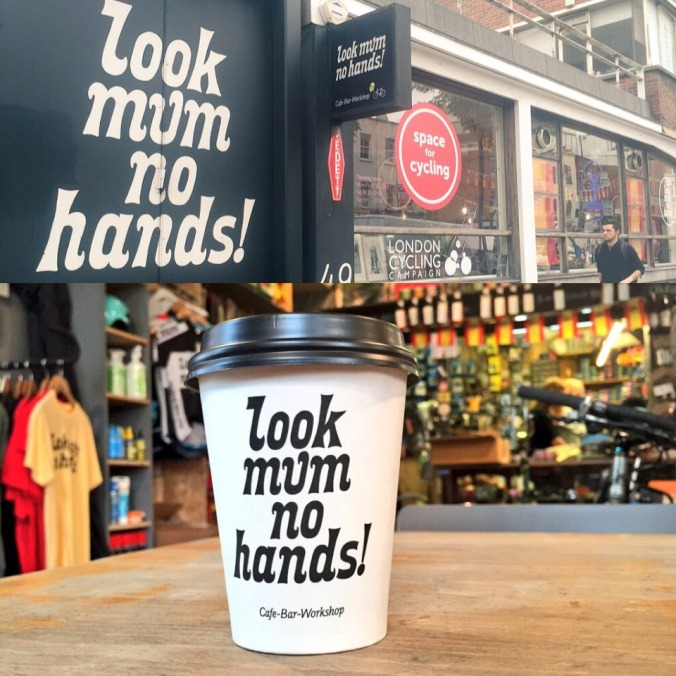 Look Mum No Hands Bike Cafe