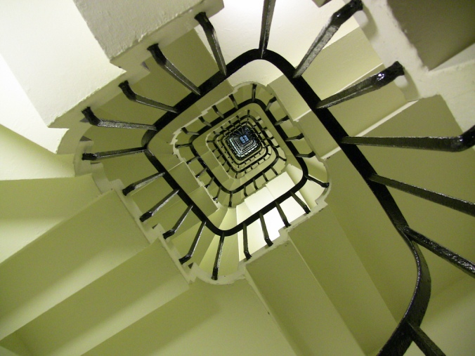 Big Ben Staircase