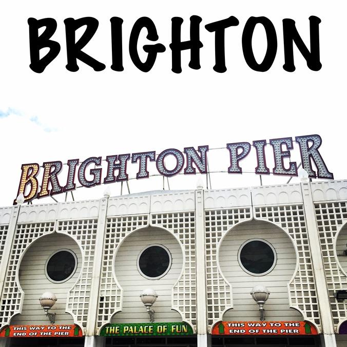Brighton and its wonderful Brighton Pier
