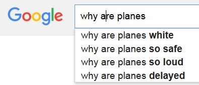 Why are planes
