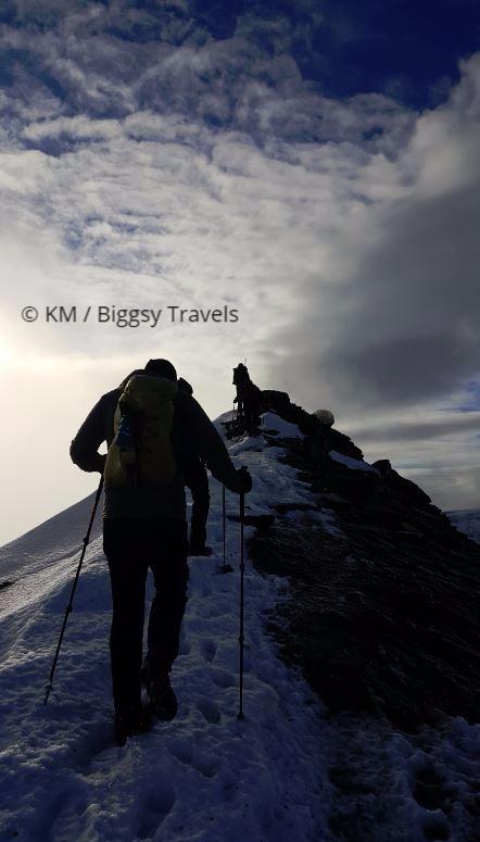 Svalbard hiking piccie 3