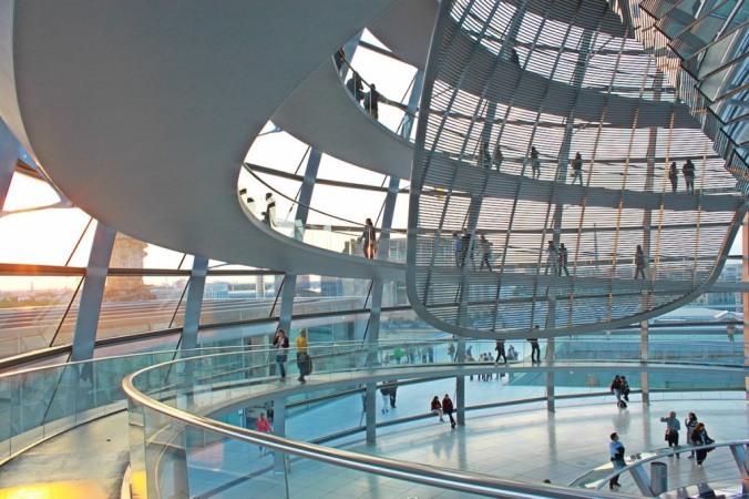 Inside der Reichstag